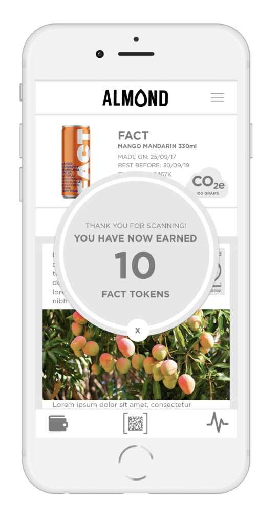 Launching the Almond app and platform