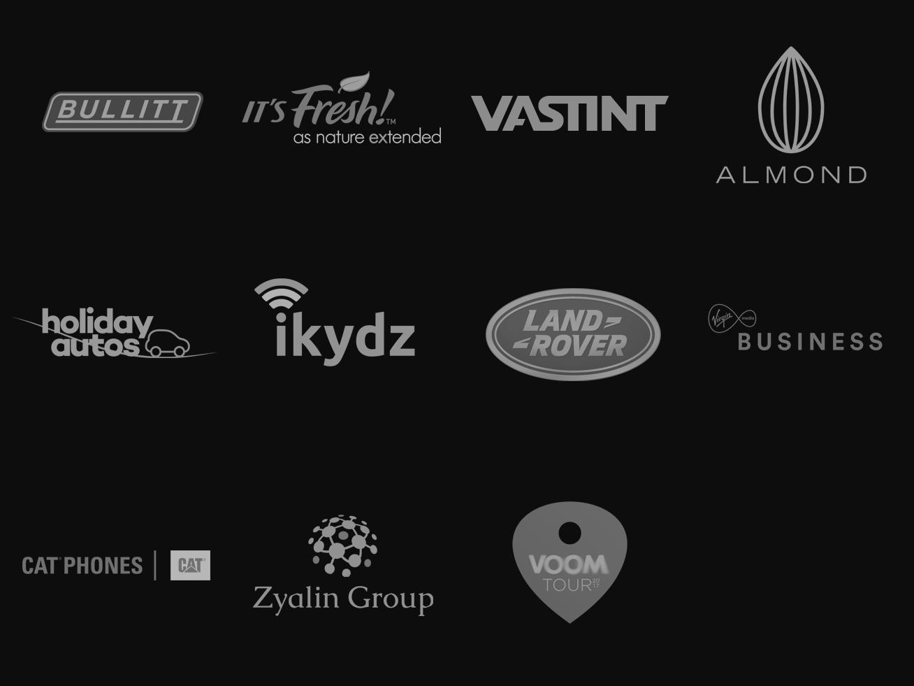 London Media Clients